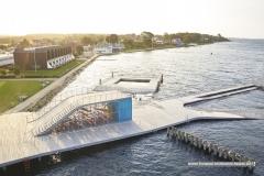 JDS ARCHITECTS - Faaborg Harbour Bath - © Julien Lanoo