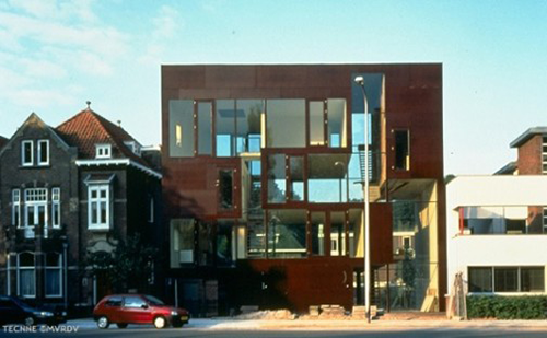 2 Wilhelminapark House
