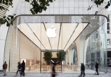AN 15 06 projets 2 apple store brussels