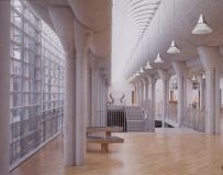 AE Vandenhove 5 PALAIS DE JUSTICE DE DEN BOSCH - PAYS-BAS - 1996