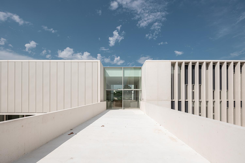 Research Campus Of The Maison Mediterraneenne Des Sciences De L Homme Mmsh Archi Europe Archi News